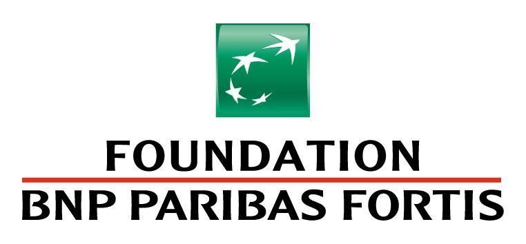 BNP Paribas Foundation - sponsor