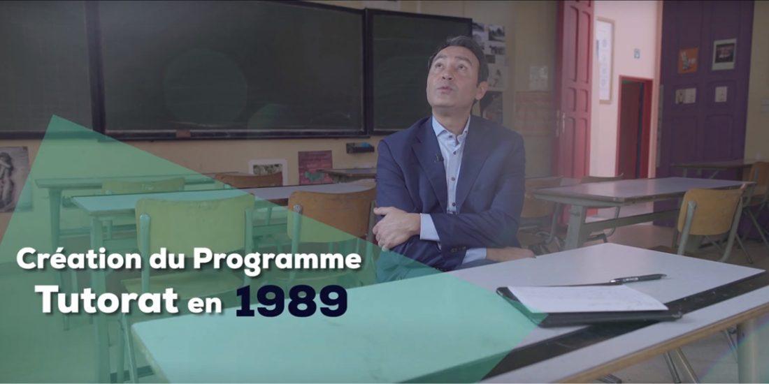 Vidéo des 30 ans du Programme Tutorat
